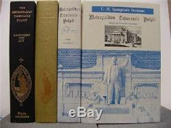 43 Volumes C. H. Spurgeon MTP Sermon Set Brand New Pilgrim Publications Unabridged