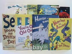 A Complete Dr. Seuss Collection Set of 55 Books All Brand New Hardcover Titles