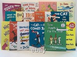 A Nearly Complete Set of 52 Dr. Seuss Titles, All Brand New, Hardcover Editions