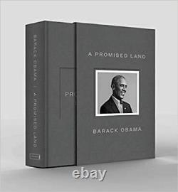 A Promised Land Deluxe Signed Edition Hardcover BRAND NEW SEALED Barack Obama
