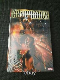 ANNIHILATION OMNIBUS Rare oop Marvel Comics NEW PRINTING BRAND NEW / SEALED