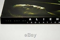 ART OF ALIEN ISOLATION (LIMITED EDITION) By Andy Mcvittie Hardcover BRAND NEW
