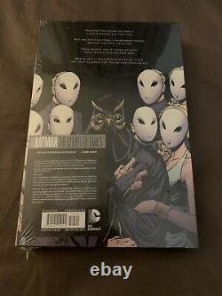Absolute Batman Court Of Owls By Snyder And Capullo BRAND NEW SEALED