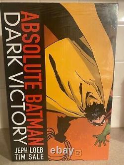 Absolute Batman Dark Victory, HC, BRAND NEW! RARE! , Robin, Long Halloween