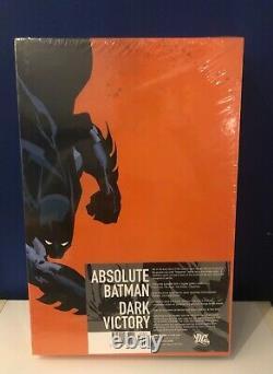 Absolute Batman Dark Victory (Hardcover) DC COMICS Brand New & SEALED