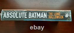 Absolute Batman The Long Halloween OOP Brand New, Sealed