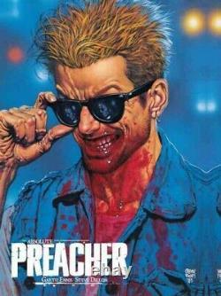 Absolute Preacher 1, Hardcover by Ennis, Garth Dillon, Steve (ILT), Brand Ne