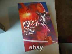Absolute Y The Last Man Volume 1 2 3 Brand New Hardcover Full Set Collects 1-60