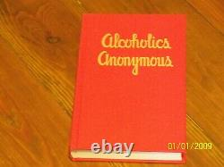 Alcoholics Anonymous! BRAND NEW! VERY RARE! 60TH ANNIVERSARY LIMITED EDITION