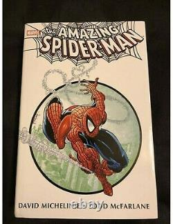 Amazing Spider-Man Omnibus Micheline/McFarlane, HC, 1st printing, Brand New