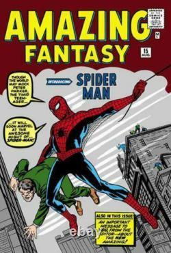 Amazing Spider-Man Omnibus Volume 1 Stan Lee Ditko Brand NewithFactory Sealed