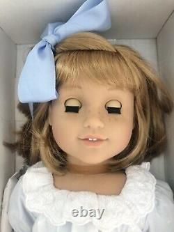 American Girl Nellie Doll 18 Inch Brand New In Box, Hardcover Book 2004