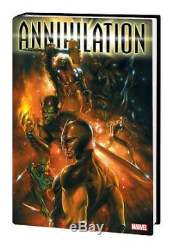 Annihilation Omnibus Hardcover Brand New / Sealed