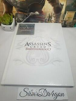 Assassins Creed Brotherhood collectors edition Guide Hardcover Brand New Sealed