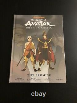 Avatar The Last Airbender The Promise Library Edition BRAND NEW
