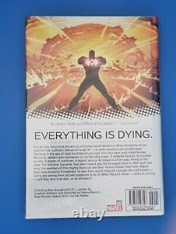 Avengers by Jonathan Hickman Omnibus, Oversized HC lot Brand New, Sealed