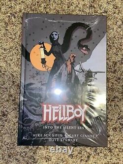 B. P. R. D. Hell on Earth Hardcover Volume 1-5 Brand New, 1946-1948 Hellboy BPRD HC