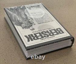 BERSERK DELUXE edition volume 1 HARDCOVER HC KENTARO MIURO BRAND NEW SEALED