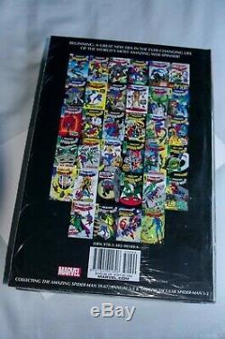 BRAND NEW SEALED AMAZING SPIDER-MAN Vol 2 Marvel Omnibus DM Romita Variant Cover