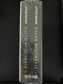 BRAND NEW SHRINK-WRAPPED Star Wars Art Ralph McQuarrie Hardcover Set
