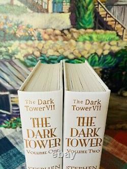 BRAND NEW! Stephen King Dark Tower VII SIGNED (#1282/1500) $225.00 GRANT