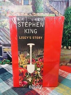BRAND NEW! Stephen King Lisey's Story Gift Edition SCRIBNER (SEALED)