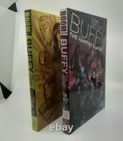 BUFFY THE VAMPIRE SLAYER SEASON 11 and 12 LIBRARY EDITION BRAND NEW