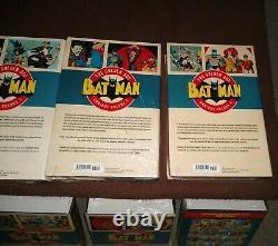 Batman Golden Age Omnibus 1-8 BRAND NEW UNOPENED DC + N52 World's Finest #18-32+