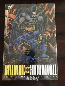 Batman Knightfall Knightsend Vol. 3 Omnibus HC SEALED Brand New Hardcover Rare