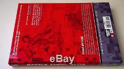 Battle Angel Alita Deluxe Edition 1 2 3 4 HC Hardcover Manga GUNNM BRAND NEW
