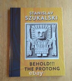 Behold! The Protong Stanislav Szukalski Brand New Hardcover Art