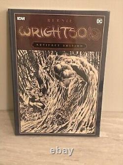 Bernie Wrightson Artifact Edition (brand New Still Sealed In Shipping Box)
