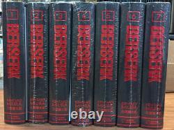 Berserk Hardcover Deluxe Edition Vol. 1-7 BRAND NEW SEALED English Dark Horse 10