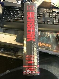 Berserk Hardcover Deluxe Edition Volumes 1-5 BRAND NEW SEALED English Dark Horse