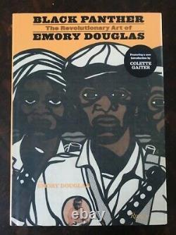 Black Panther The Revolutionary Art of Emory Douglas (2014 Brand New)