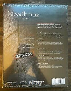 Bloodborne Hardcover Collector's Edition Strategy Guide BRAND NEW! Sealed
