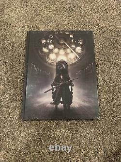 Bloodborne The Old Hunters Collectors Edition Hardcover Guide Brand New Sealed