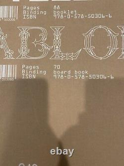 Brand New 1/300 Virgil Abloh X Juergen Teller Figures Of Speech Book