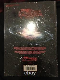 Brand New Factory Sealed The Eyes of Bayonetta Art Book & DVD Hardcover
