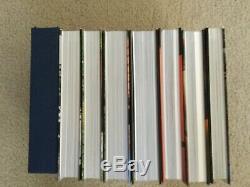 Brand New, Frank Lloyd Wright, GA Traveler 7 Volume, Complete Set of Books