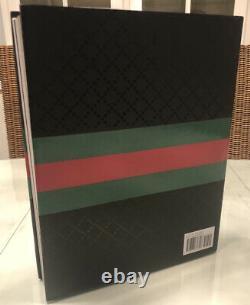 Brand New Pristine Gucci Coffee Table Book The Making Of Rizzoli Rare