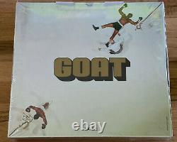 Brand New Sealed Goat Greatest Of All Time-a Tribute To Muhammad Ali Collectors
