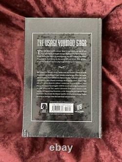 Brand New Sealed! Usagi Yojimbo Saga 4 Limited Edition Hardcover Dark Horse