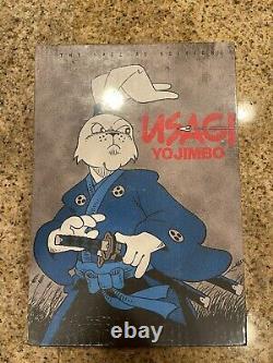 Brand New Sealed! Usagi Yojimbo Saga Special Edition Box Set 1 Hardcover vol 1+2