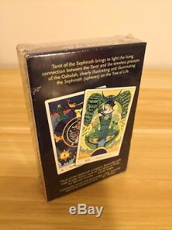 Brand New Tarot of the Sephiroth 2001 by Dan Staroff OOP Rare Collectible