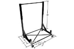 Brand-new BLACK HARD TOP STORAGE CART with COVER fits Mercedes-Benz SL hardtop