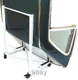Brand-new HARD TOP STORAGE CART with cover 1955 to 1957 Ford Thunderbird hardtop