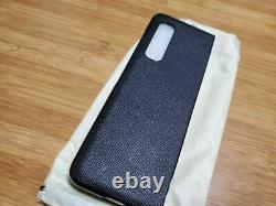Brand new samsung galaxy fold montblanc case fedex shipping