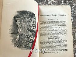 Brand's Ceremonies & Superstitions 1877 Occult Grimoire Spells Magic Witchcraft