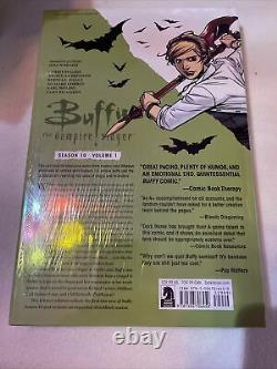 Buffy The Vampire Slayer Season 10 Library Edition Volume 1 Brand New Sealed